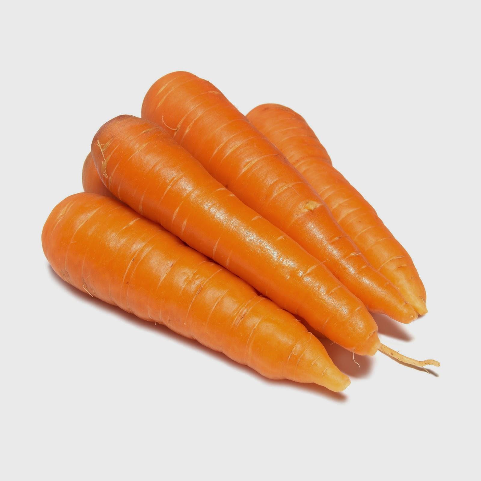 Consejos de belleza con zanahoria