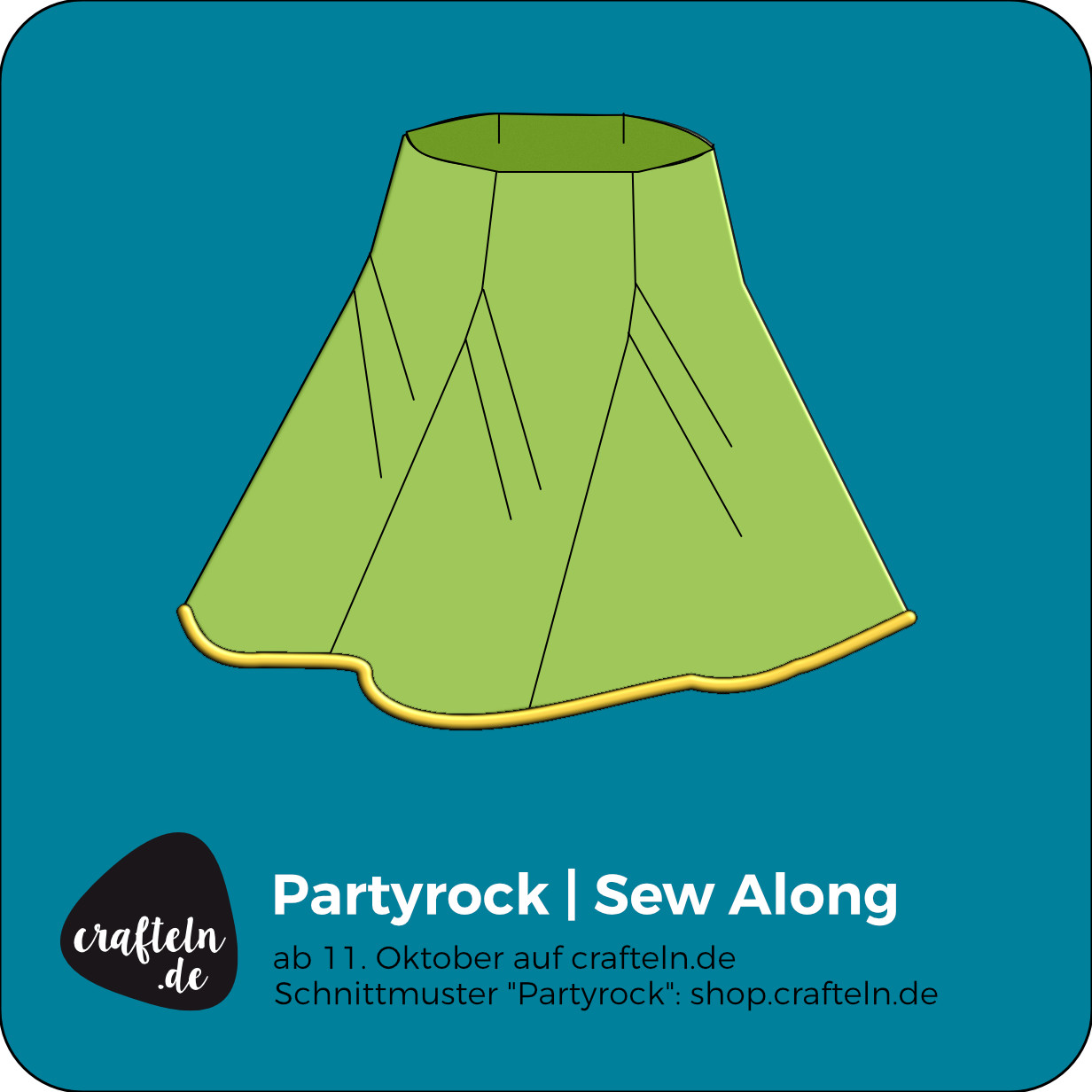Partyrock Sew-Along