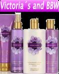 Victoria Secrets e BBW