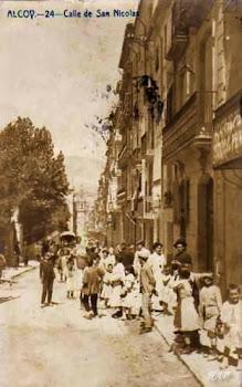 Alcoy 1900s