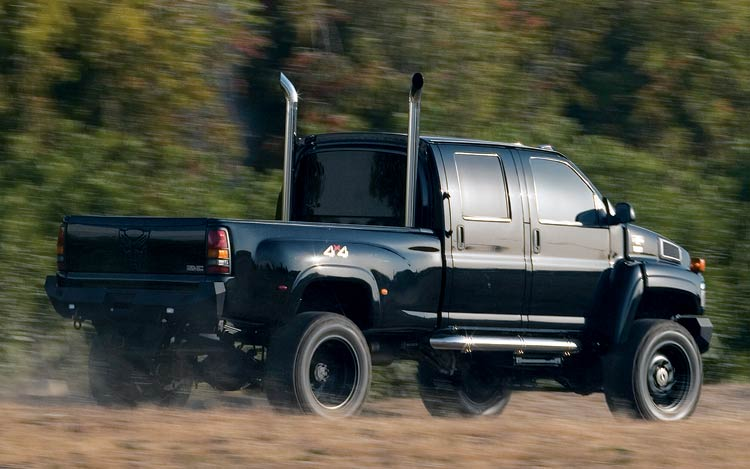 2005 GMC C4500 pictures and reviews - mobile
