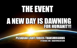 MICHAEL LOVE: ( * DAS EVENT - DIE EVOLUTION DER MENSCHHEIT! *)