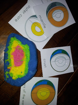 rocks and minerals study kids homeschool