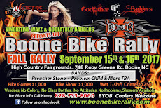 Boone Bike Rally/Fall