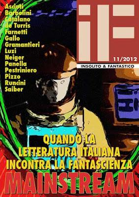 IF – Insolito e Fantastico #11, copertina