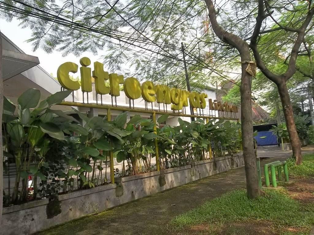 Citroengras Kitchen