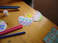 Velikonoce na Krásné 1. 4. 2012 - tvořivé dílničky