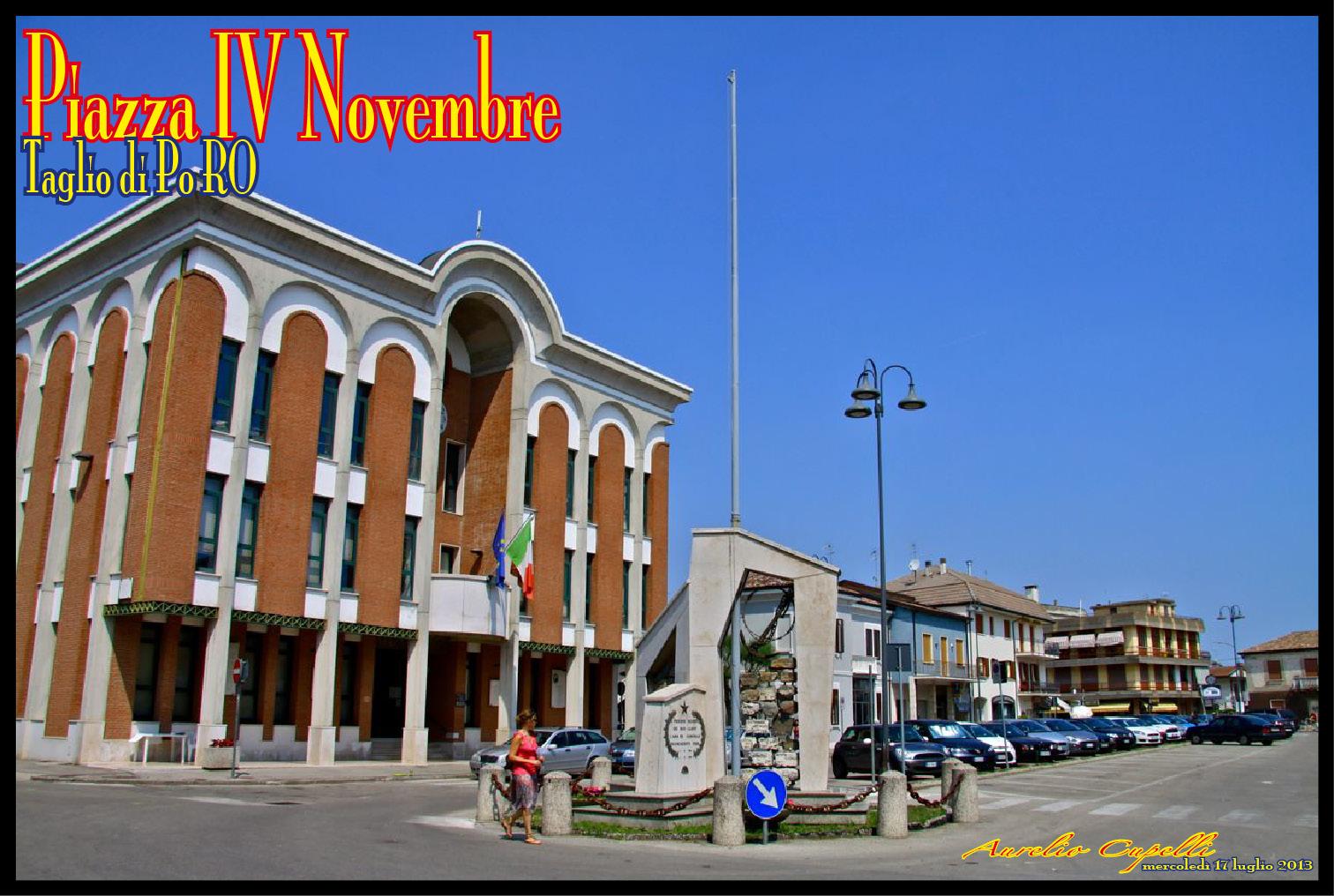 Vivere a pierino piazza iv novembre taglio di po for Arredare milano piazza iv novembre