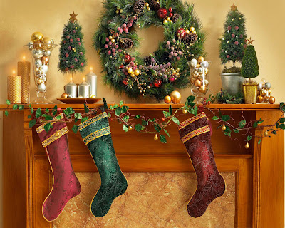Download Free Picture of Christmas Stocking
