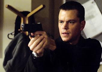 Matt Damon (Bourne)