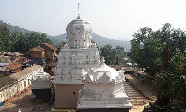 Parashuram Temple Chiplun India