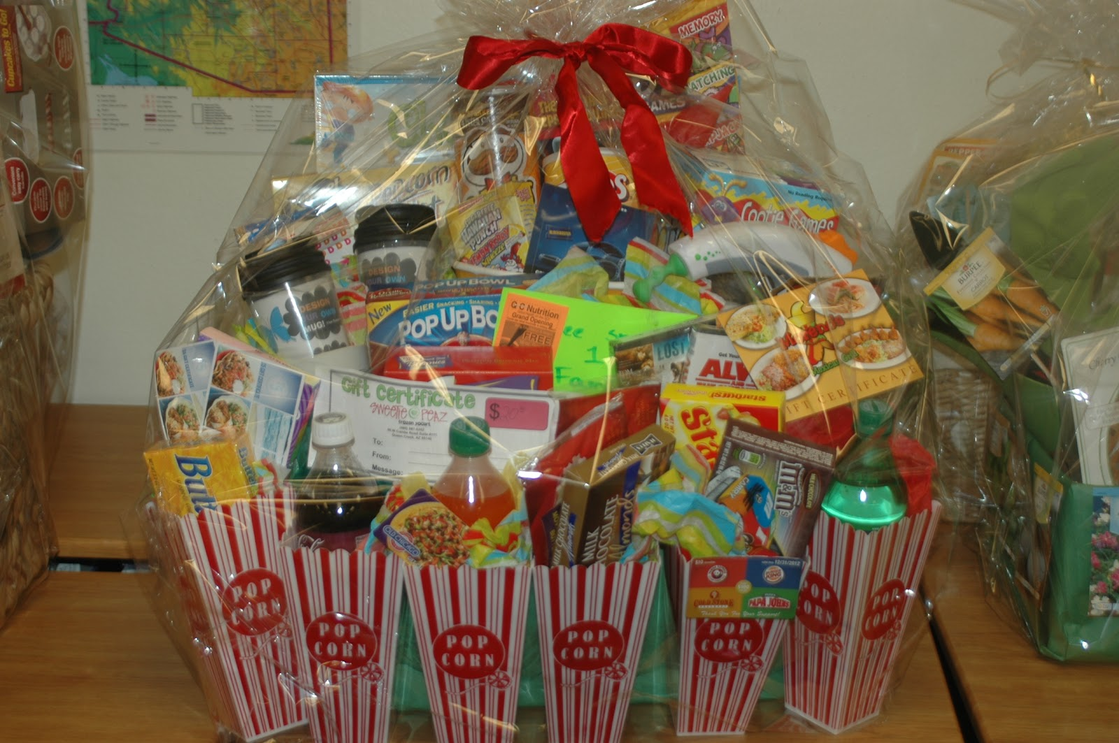 Harmon Raffle Baskets: Auction Baskets
