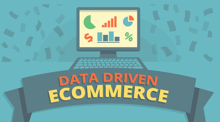 Data Driven Ecommerce - #Infographic #marketing #digitalmarketing