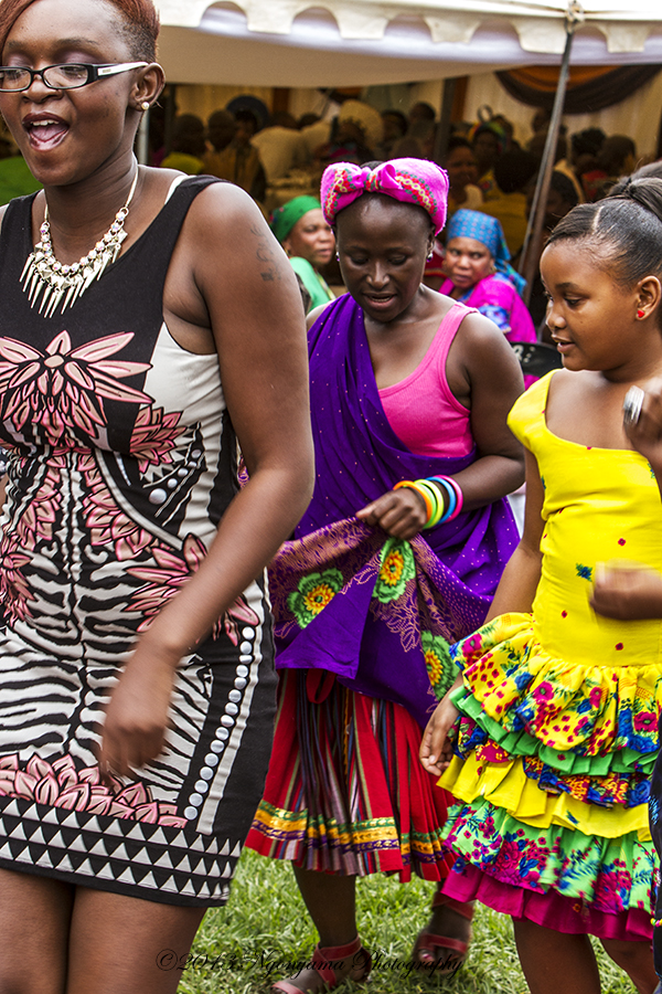Traditional Tsonga Bridesmaid Dress Pic   Bridesmaid Dresses