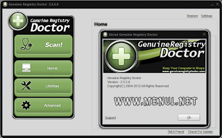 Genuine Registry Doctor 2.5.5.8 incl Crack