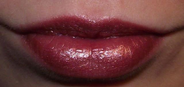 MUA Lipstick - Shade 9 Swatch
