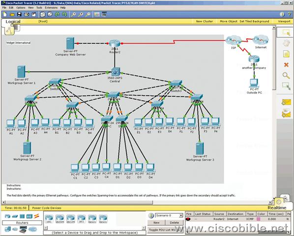 2 programas para simular redes muy buenos   identi
