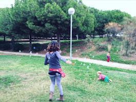 al parque