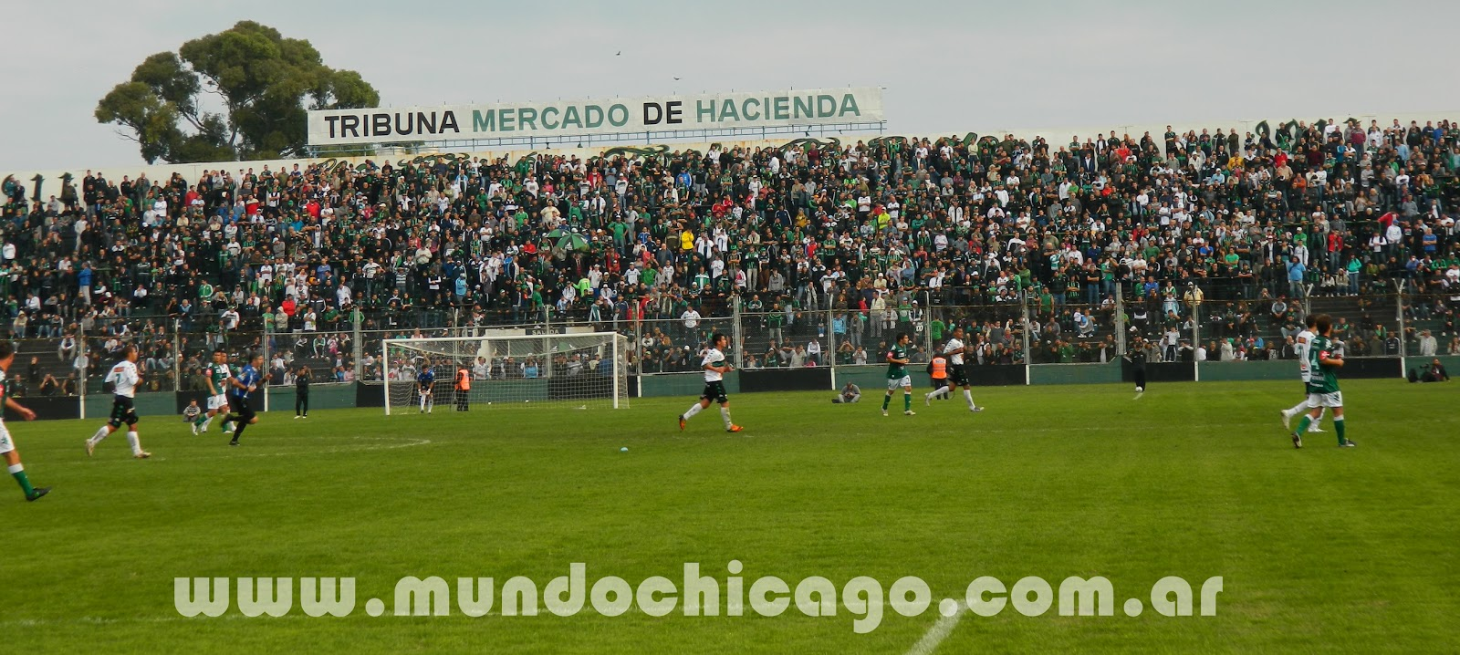 MUNDO CHICAGO - Sitio del Club Atlético Nueva Chicago: mayo 2012