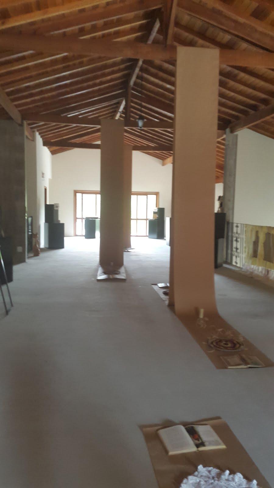 Instalação Casa do Artesão Cunha - SP