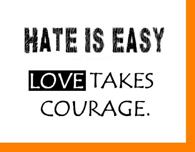 Quotes About Love Vs Hate : Quotes and Sayings: Quotes on Hate