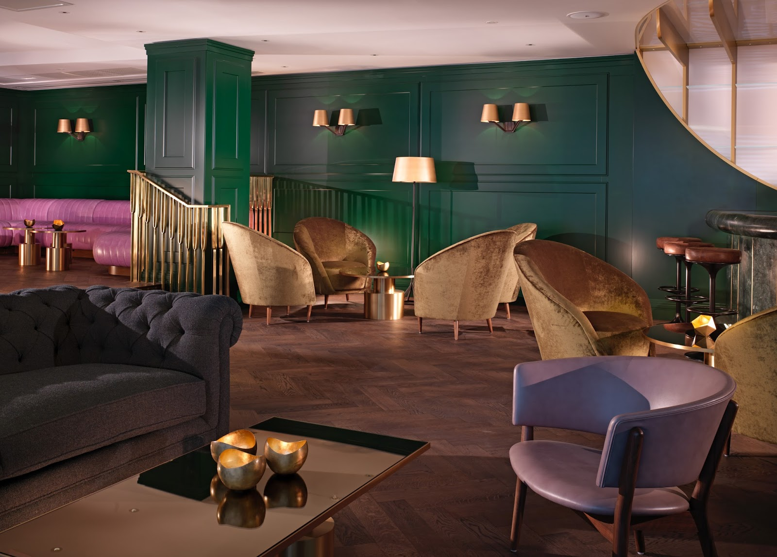 Rumpus Room and Dandelyan @ The Mondrian | OurLDNLife - A London ...
