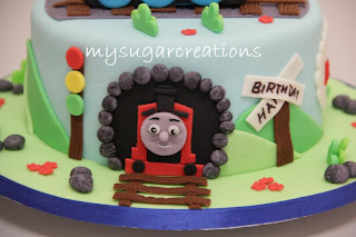 Thomas Friends Edible Cake Decorations