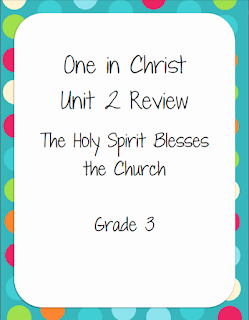 https://www.teacherspayteachers.com/Product/One-in-Christ-Unit-2-Review-Grade-3-2133993