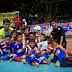 Siswa Bina Amal Juara 4 Futsal Di SMP Al-Azzar