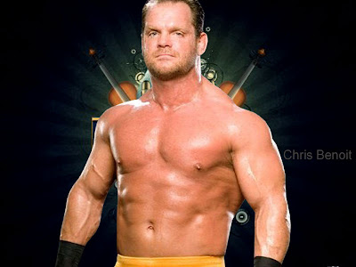 Chris Benoit Latest Wallpaper 2012