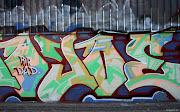 GRAFFITIS EN SKATE PARK PLAZA DE ARMAS
