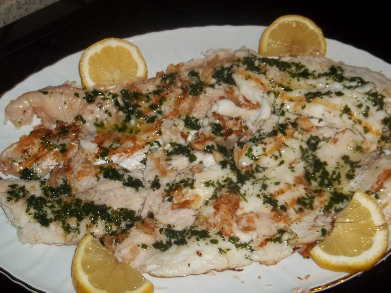 provare per gustare::...: ... filetto di persico alla piastra ... - Come Cucinare Filetti Di Gallinella