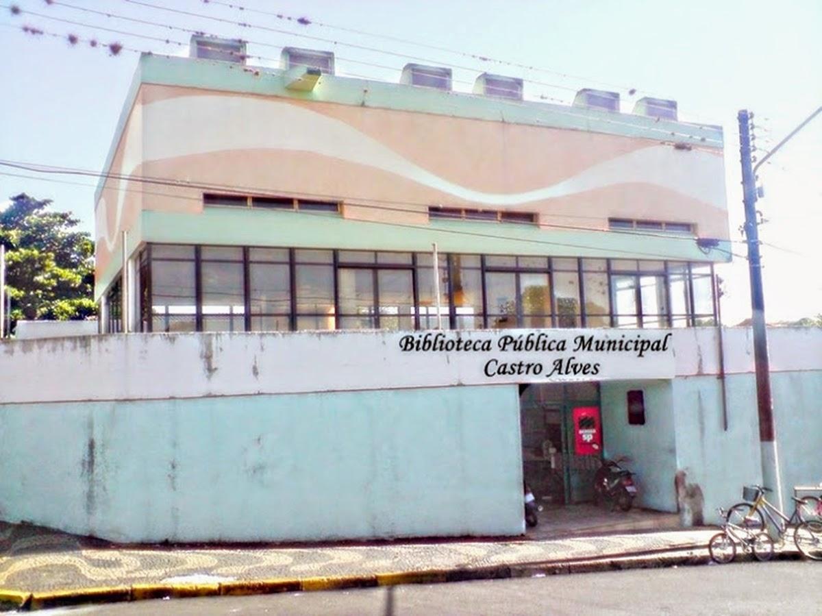 Biblioteca Pública Municipal Castro Alves