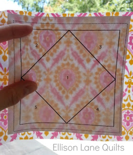 fpp+window National Sewing Month 2012: Foundation Paper Pieceing Tutorial
