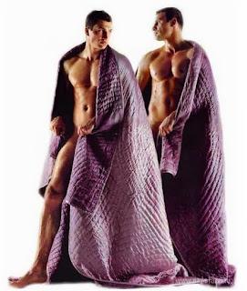 Братья Кличко в эротической фотосессии