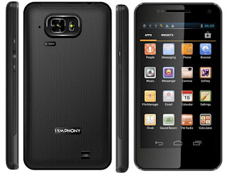 Symphony Xplorer T7i-T8i-W35 Specification and Price Comparison