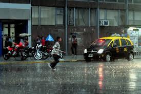 La lluvia afecta la tv por satélite