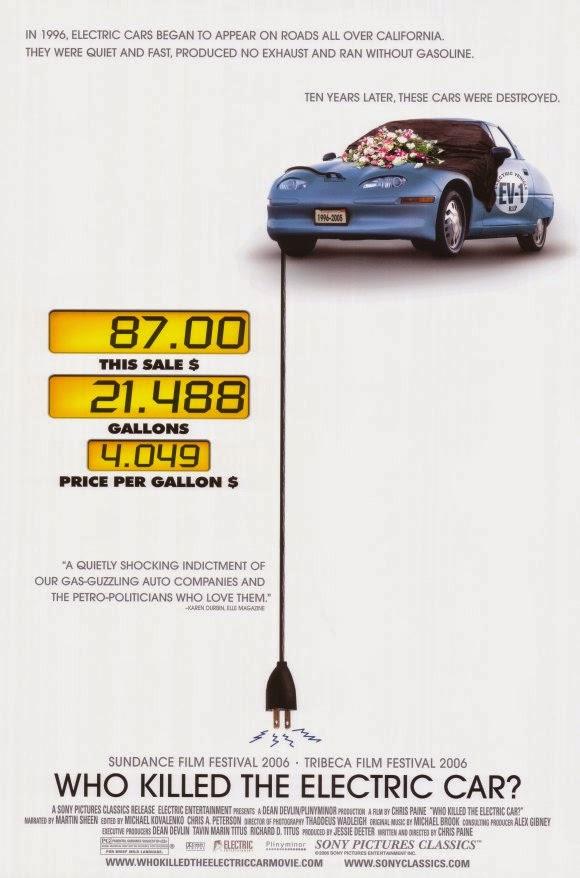 Кой уби електрическата кола / Who killed the electric car (2006)