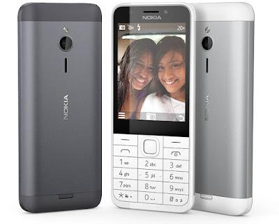 Nokia 230 Handphone Terbaru Nokia