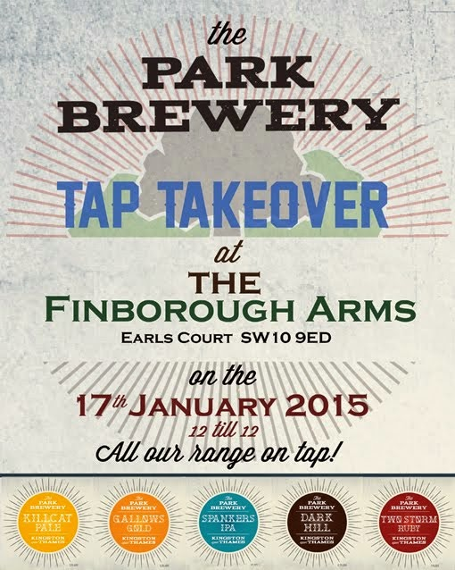 Park Brewery Tap Takeover