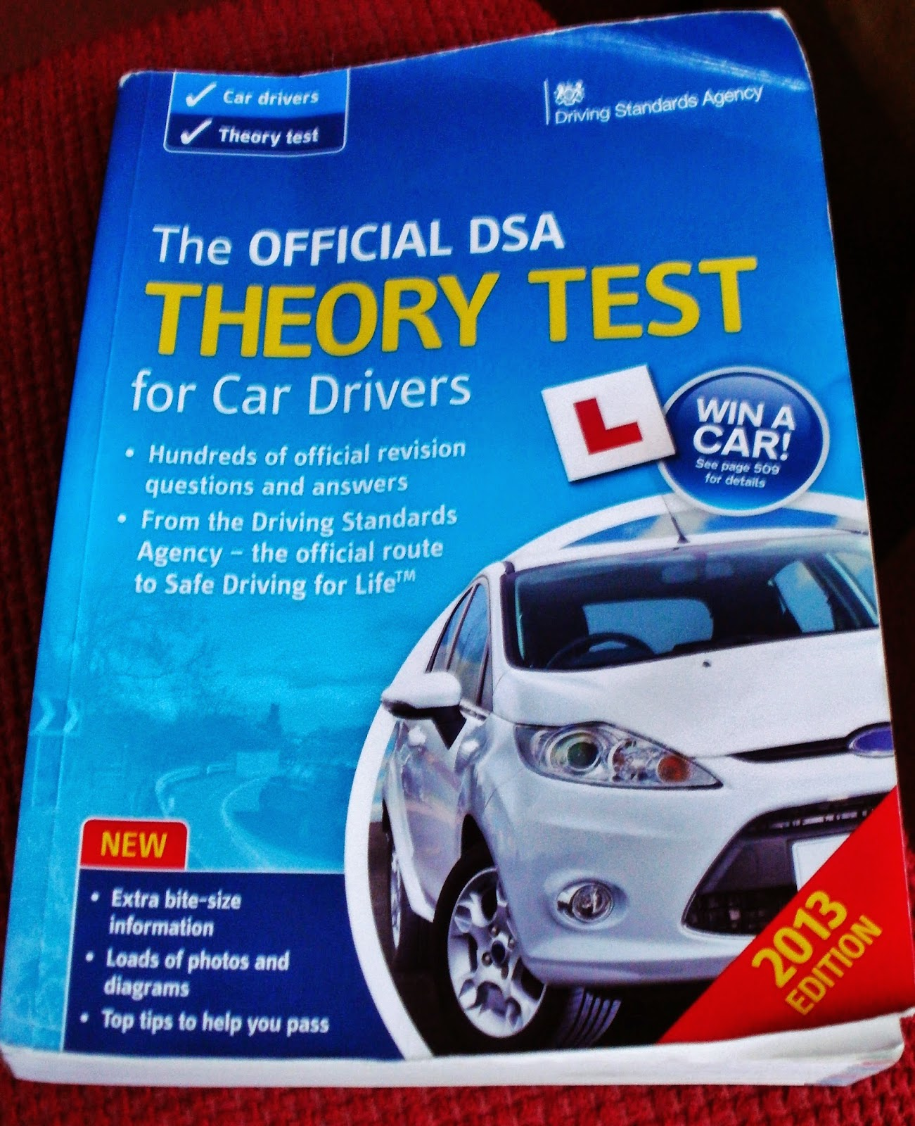 Theory Test, Book, Mock, Practice