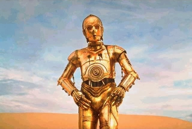 Threepio from A New Hope
