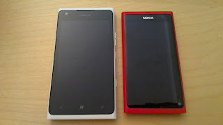 N9 and Lumia 900