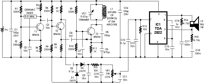 small circuit diagram on mini project oriented techno prakash rh technoprakash blogspot com