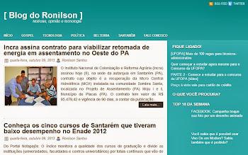 Blog do Ronilson