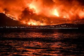 Η φωτιά της τραγωδίας - Η στρατηγική εκκένωση - Μακεδονία και φωτιά