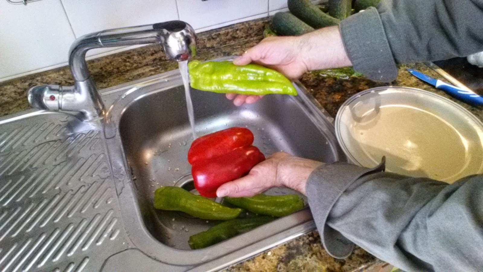 Gazpacho recerta tradicional riquisima la cocina for Cocina tradicional