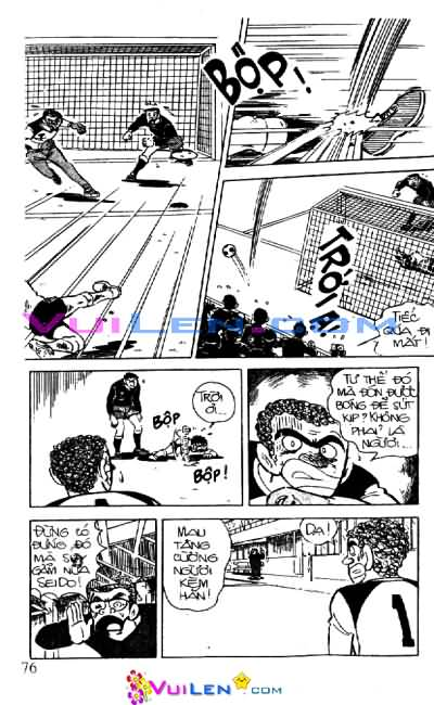 Jindodinho - Đường Dẫn Đến Khung Thành III  Tập 6 page 75 Congtruyen24h