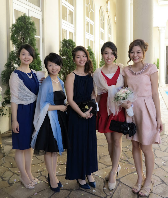 What to wear to japanese wedding