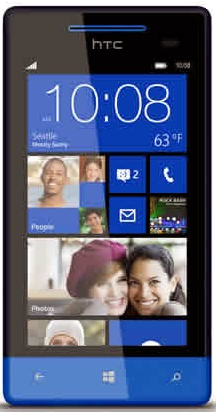 HTC Windows Phone 8S Windows